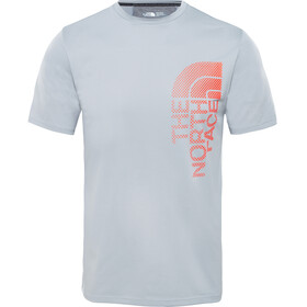 The North Face Ondras S/S Tee Men Mid Grey